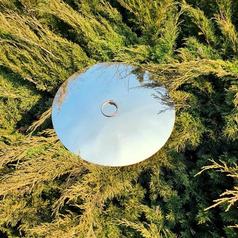 Крышка к сковороде с нержавеющей стали 400мм