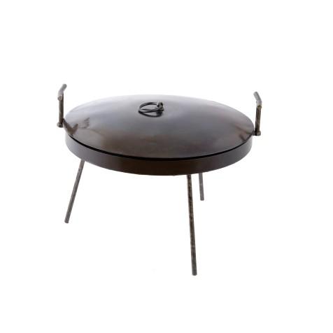"""Набор """"Сковорода с крышкой"""" Семейная """", 400мм с чехлом"""